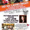Harley Davidson Ladies Night